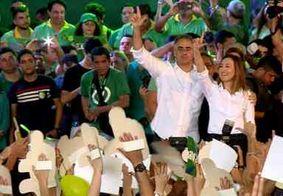 Em convenção conjunta, PV e PSDB confirmam aliança encabeçada por Lucélio Cartaxo