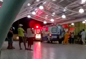 Homem, criança e adolescente grávida ficam feridos após acidente em Campina Grande