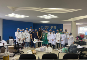 Retomada do Paraibano: jogadores e pessoal de apoio de João Pessoa começam a ser testados e vacinados