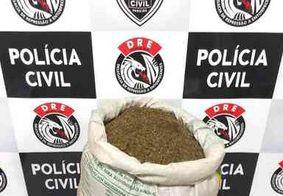 Suspeitos de tráfico de drogas são presos em Campina Grande