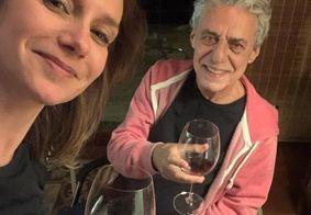 Chico Buarque e Carol Proner