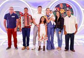 Wesley Safadão conhece a paraibana Mikaely, a 'estrelinha do forró', neste domingo (23), no Programa Eliana