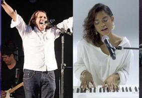 Elba Ramalho, Dorgival Dantas, Lucy Alves e Jonas Esticado são atrações nas lives desta sexta-feira (19)