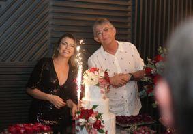 Ex-governador Ricardo Coutinho anuncia que será pai pela terceira vez; veja