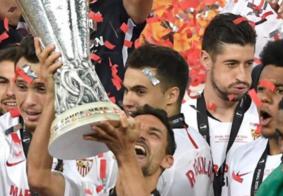 Sevilla vence Inter de Milão por 3 a 2 e conquista hexa da Liga Europa