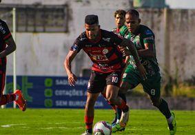 Série D: Campinense derrota Sousa e fica com o pé na próxima fase