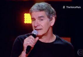 Demitido da ESPN, apresentador surpreende e encanta jurados no The Voice+