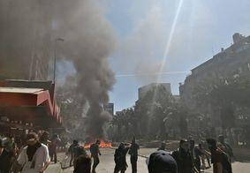 Correspondente do Portal T5 narra sexto dia de manifestações no Chile; veja