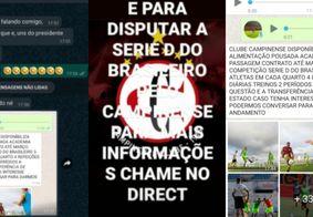 Campinense denuncia golpe em nome do clube para extorquir aspirantes a jogador