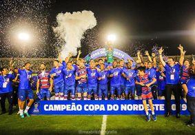 Fortaleza vence Botafogo-PB mais uma vez e é campeão da Copa do Nordeste 2019