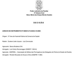 Justiça suspende decisão que proibia banco cobrar empréstimos consignados de servidores na PB