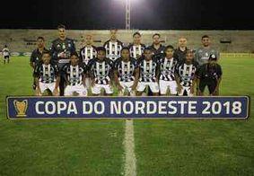 Em casa, Treze é eliminado da Copa do Nordeste após empatar com Santa Cruz