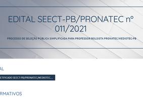 Pronatec - PB