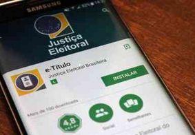 Eleitor deve baixar aplicativo para justificativa este sábado (28)