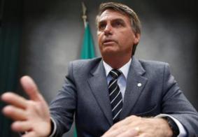 Bolsonaro diz que STF 'se equivocou' ao criminalizar homofobia e volta a defender ministro evangélico