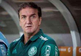 Palmeiras demite técnico Cuca