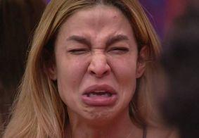 "BBB21: Kerline debocha de Fiuk e Thais: ""Meu cabelo tem mais química"""