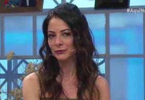 """Ana Paula Padrão relembra polêmica com Rachel Sheherazade: """"Imatura"""""""