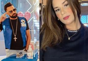 Latino confirmou repasse à Pamella