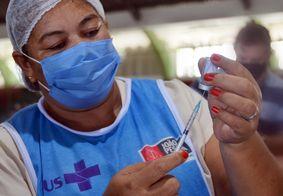 Vacinação em João Pessoa segue nesta sexta