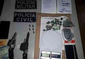 Operação desarticula quadrilha acusada de tráfico de drogas na Paraíba