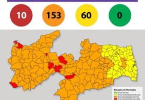 Plano Novo Normal não estabelece municípios em bandeira verde, quando as medidas são menos restritivas