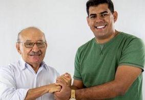 Expedito Pereira (à esq.) e Ricardo Pereira (à dir.)