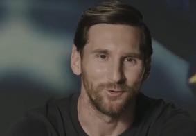 Messi diz que Ronaldo foi o melhor atacante que viu na vida