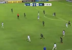 Com gol nos últimos minutos, Treze estreia com empate na Copa do Nordeste