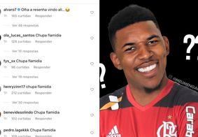 """""""Chupa Flamídia"""" toma conta das redes sociais e intriga internautas; veja"""