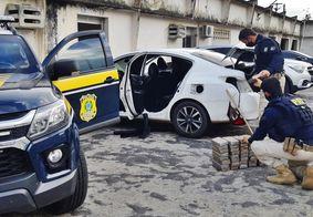 Polícia apreende carga de crack avaliada em R$ 450 mil na Paraíba