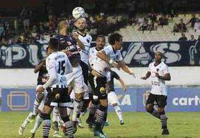 Botafogo empata em 0 a 0 com o Remo, no Pará