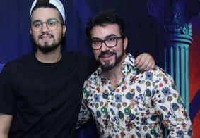 Luan Santana e Padre Fábio de Melo lançam música; ouça
