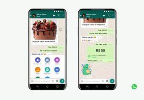 WhatsApp libera recurso para transferência de dinheiro