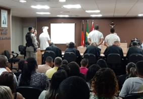 Justiça julga sete acusados de envolvimento na morte do radialista Ivanildo Viana
