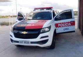 Polícia Militar prende acusado de roubo e furto qualificado em Campina Grande
