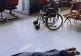 Vídeo: mulher leva idoso morto a banco para receber benefício