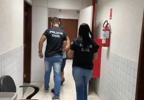 Homem foi conduzido pela Polícia Civil