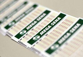 Apostador da Mega-Sena pode ganhar R$ 3 milhões nesta quarta-feira (22)