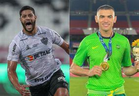 Hulk, Matheus Cunha e Santos são os paraibanos na Seleção