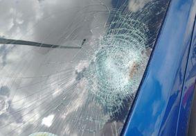 Veículo do acidente foi recolhido para perícia