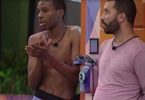 BBB 21 | Lucas e Gilberto são os monstros da semana