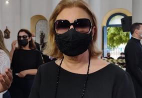 Viúva de José Maranhão fala sobre o momento da morte do senador
