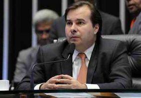 Rodrigo Maia oficializa desistência da disputa presidencial