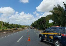 Fiscalizações foram intensificadas nas rodovias federais durante o período de momo