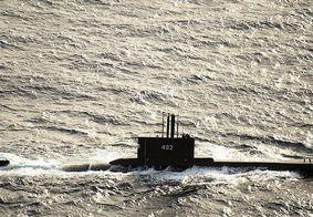 Oxigênio de submarino indonésio desaparecido só dura até este sábado