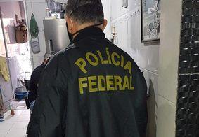 Policiais cumpriram dois mandados em Campina Grande