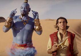Estreia de 'Aladdin' lidera bilheterias ao redor do mundo