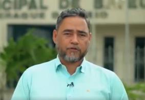 Vice-prefeito que revelou traição em programa de rádio na PB é ameaçado de morte