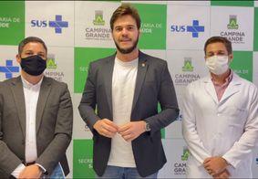 Prefeitura de CG anuncia vacinação contra Covid-19 para o próximo dia 20